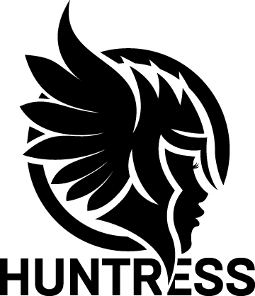 huntress logo square